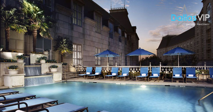 Rosewood Crescent Hotel Dallas Spa