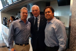 Dallas VIP with Jerry Jones