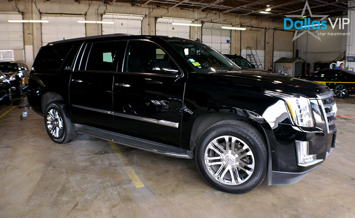 Cadillac Escalade Limo Dallas Vip