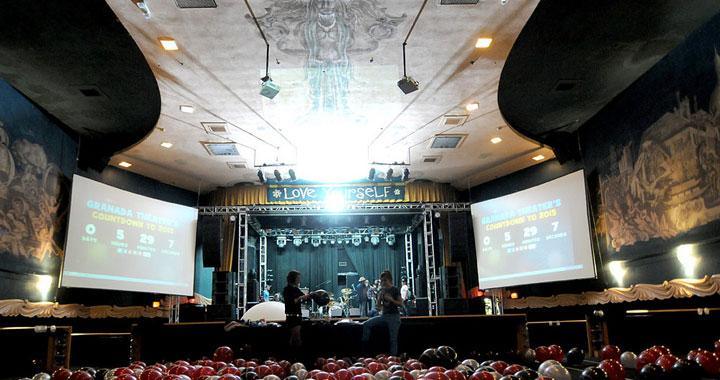 Granada Theater Dallas Vip