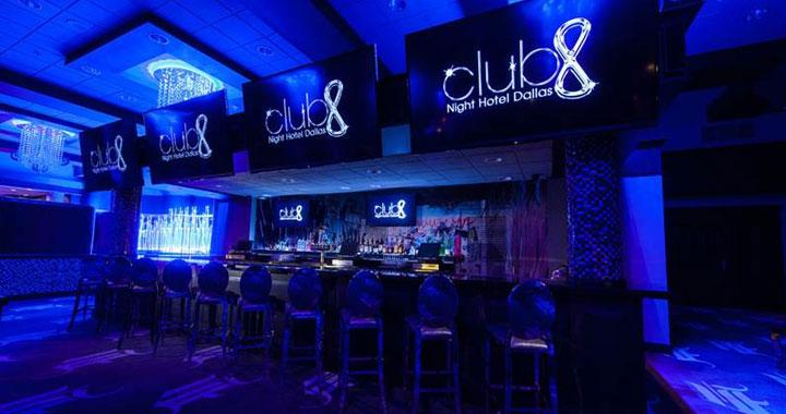 Club 8 Nightclub Bottle Service Dallas Vip