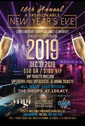 Dallas New Years Eve 2020.Nye Dallas 2020 New Years Eve Party Events Dallas Vip