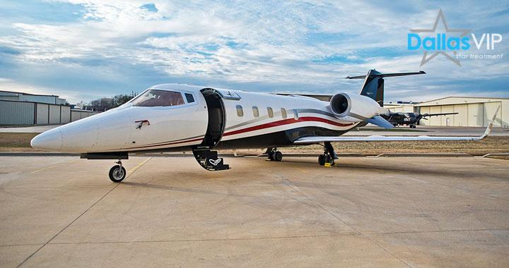 Learjet 60 Private Jet  Dallas VIP