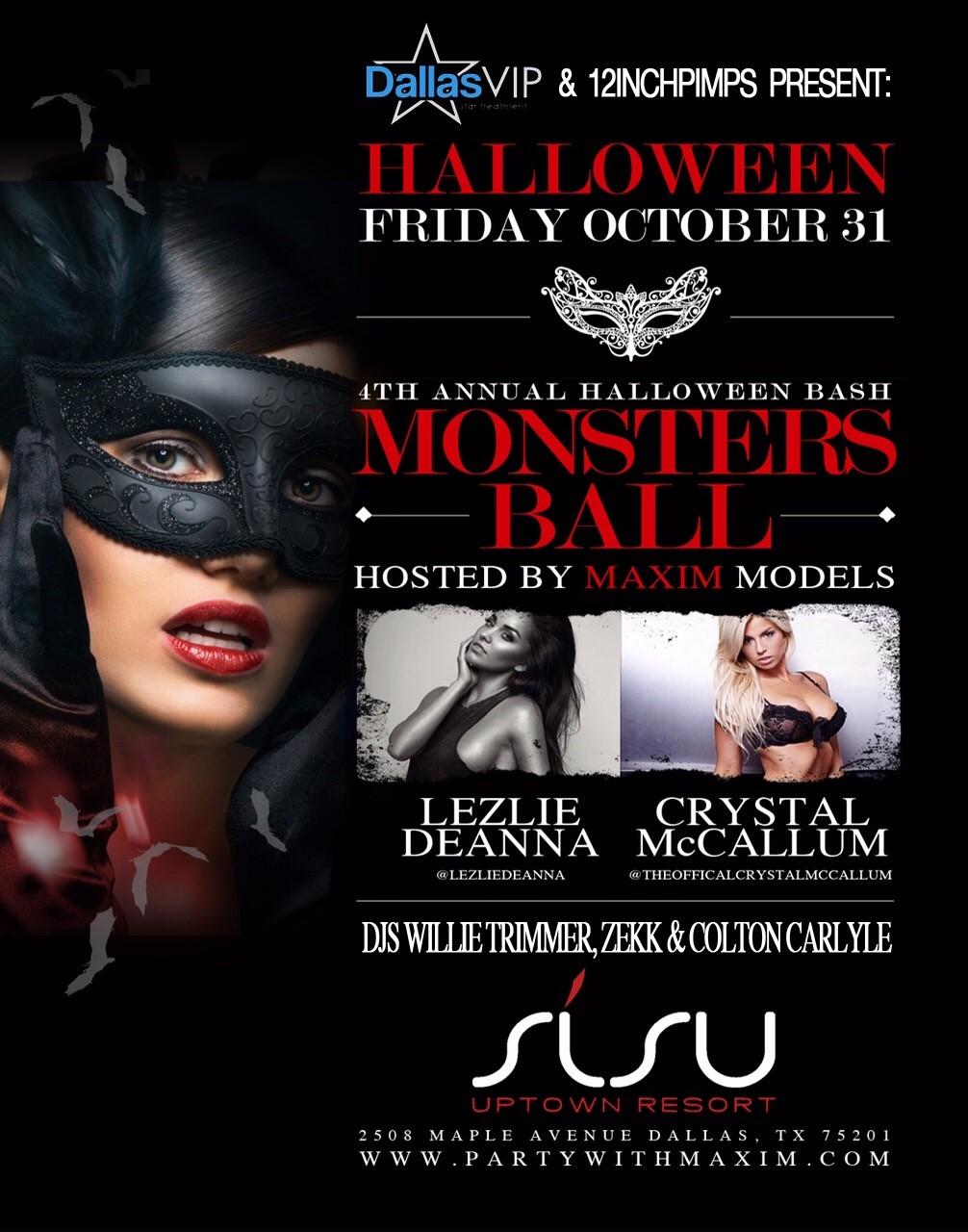 Halloween Party 2014 | Dallas VIP